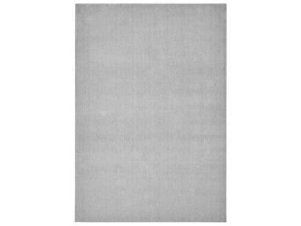 Feel tapis 80x150 cm gris clair