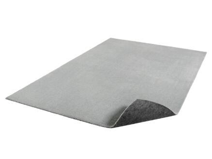 Feel vloerkleed 160x230 cm lichtgrijs