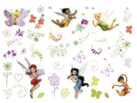 Disney Fées stickers muraux