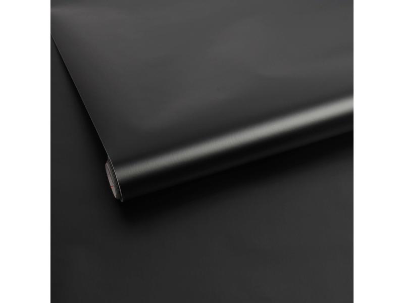 Film autoadhésif noir mat
