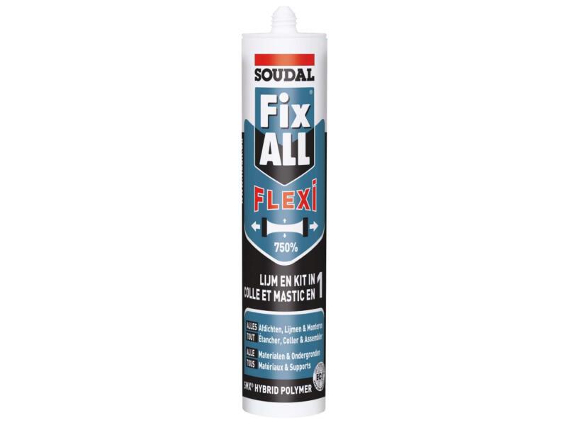 Soudal Fix All Flexi colle de montage 290ml blanc