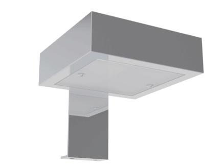 Allibert Flo LED verlichting 2,5W 10cm