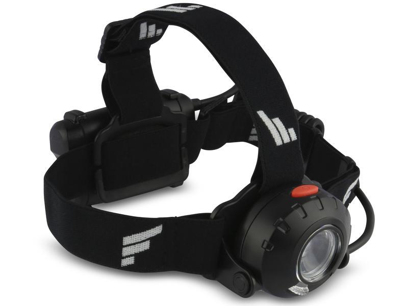 Focus H0431 lampe frontale noir