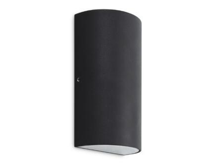 Prolight Foya applique murale extérieur LED 2x5W noir