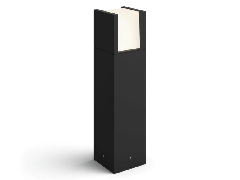 Hue Fuzo borne extérieure LED 15W 46cm dimmable noir