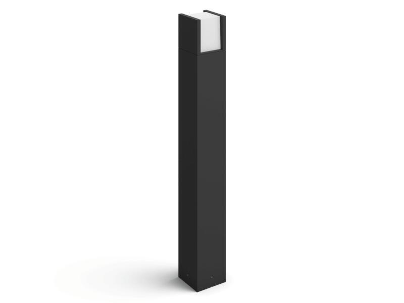 Hue Fuzo potelet extérieur LED 15W 83cm dimmable noir