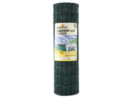 Giardino Gardenplast Classic grillage de jardin 10m x 122cm vert