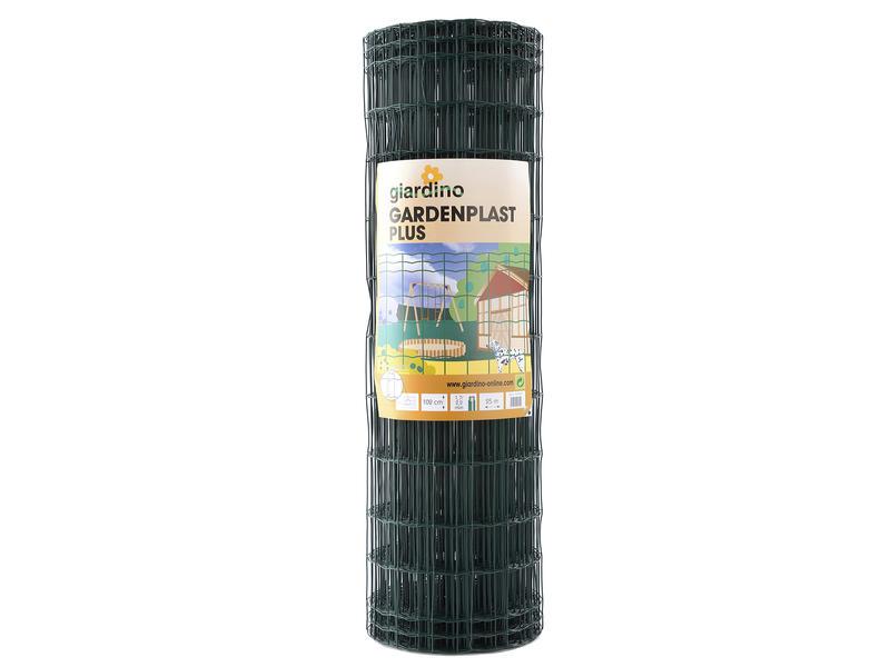 Giardino Gardenplast Plus grillage de jardin 10m x 120cm vert