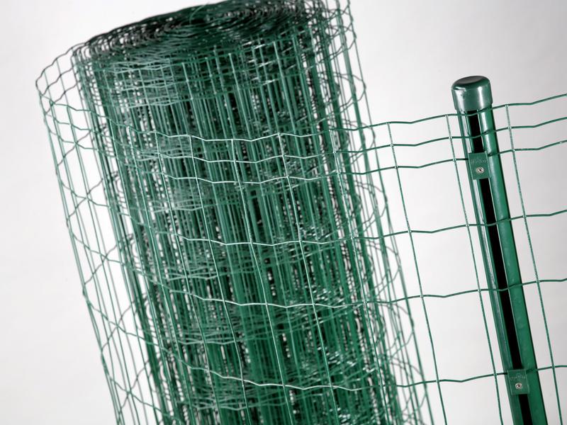 Giardino Gardenplast Strong grillage de jardin 25m x 122cm vert
