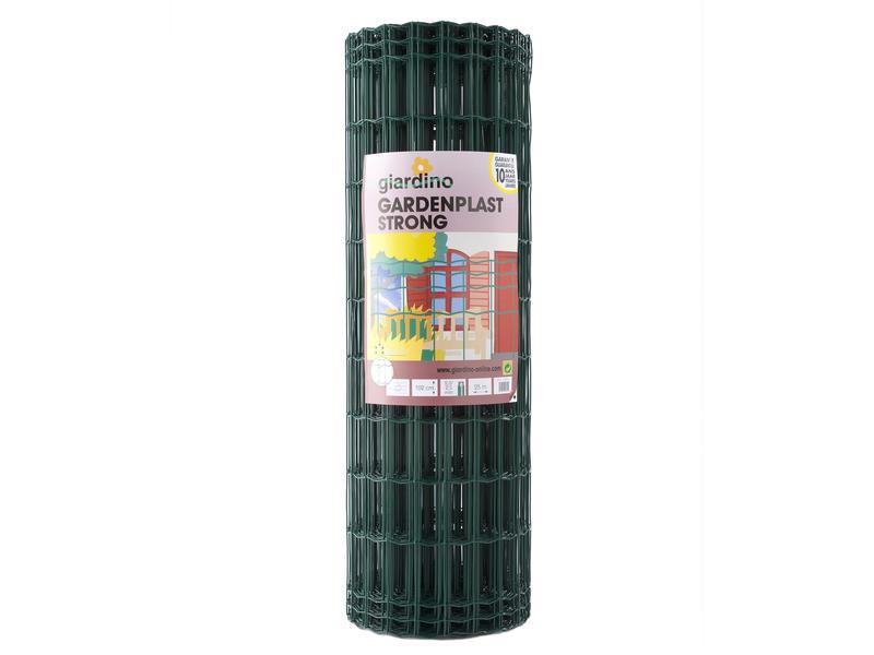 Giardino Gardenplast Strong grillage de jardin 25m x 81cm vert