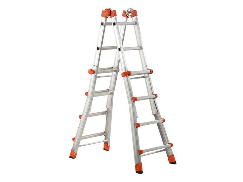Escalo Goliath telescopische ladder 4x4 sporten