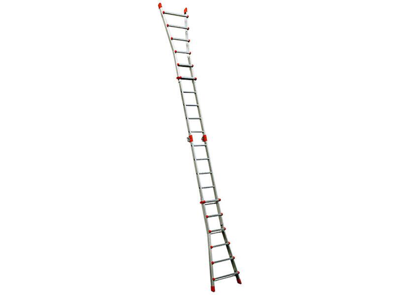 Escalo Goliath telescopische ladder 4x6 sporten
