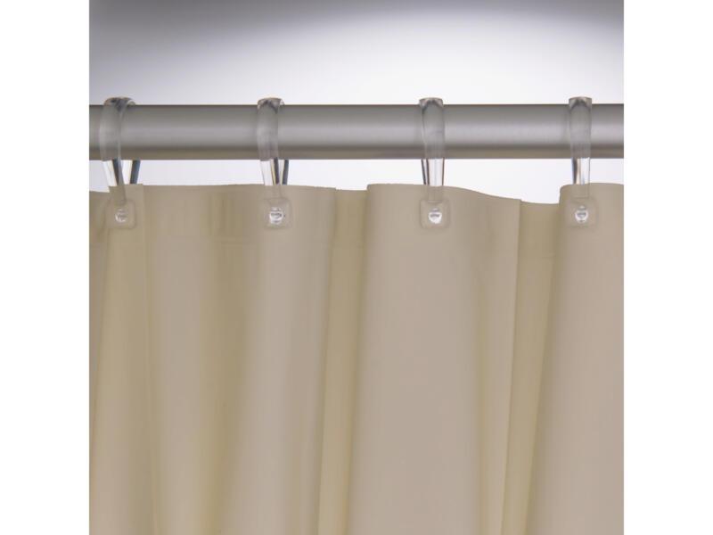 Sealskin Granada rideau de douche 120x200 cm beige