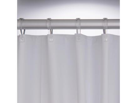 Sealskin Granada rideau de douche 120x200 cm blanc