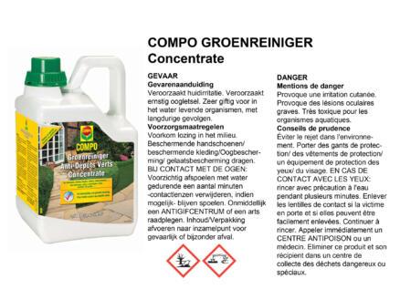 Compo Groenreiniger concentraat 2,5l