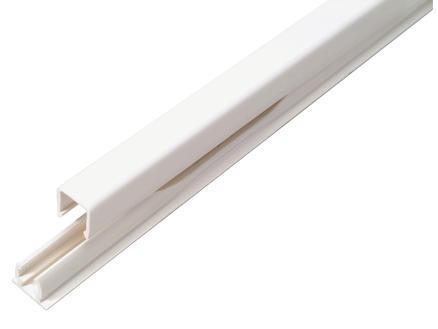 Legrand Guide-câble autocollant 3x6 mm 2m blanc