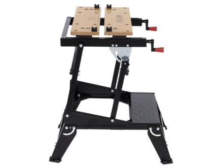 Kreator HD werkbank opvouwbaar 47,5cm 100kg