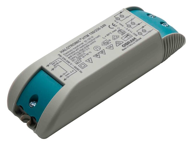 Osram Halotronic HTM 150Va elektronische transformator 230V