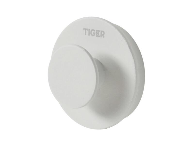 Tiger Handdoekhaakje 3,5cm Urban wit