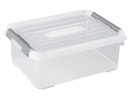 Curver Handy+ boîte de rangement 12l transparent