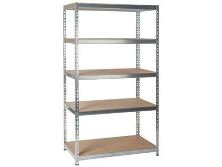 Practo Home Heavy Duty étagère 180x105x56 cm métal