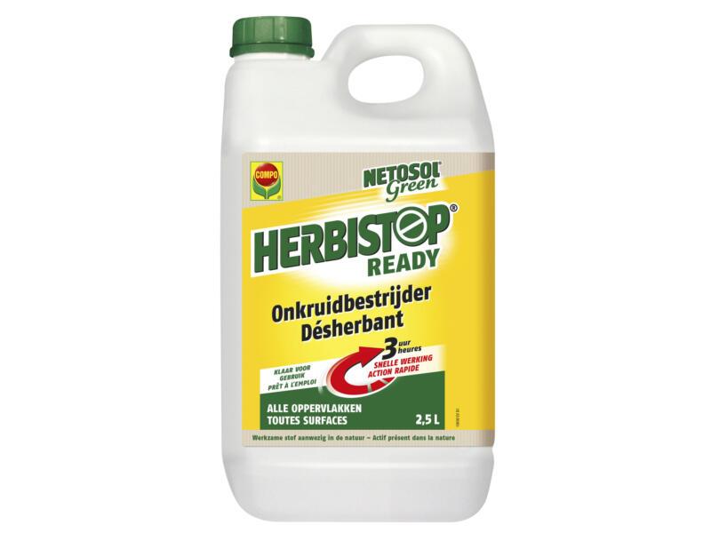 Compo Herbistop Ready onkruidverdelger alle oppervlakken 2,5l