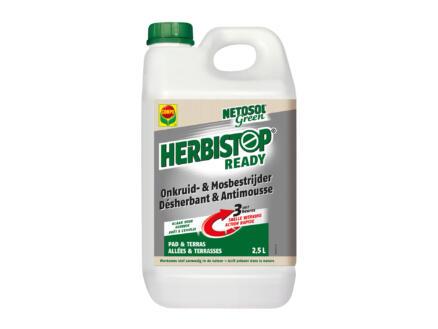 Compo Herbistop Ready onkruidverdelger pad & terras 2,5l