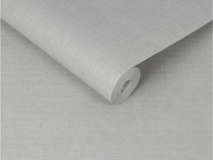 Hessian papier peint intissé 52cm 10,05m gris