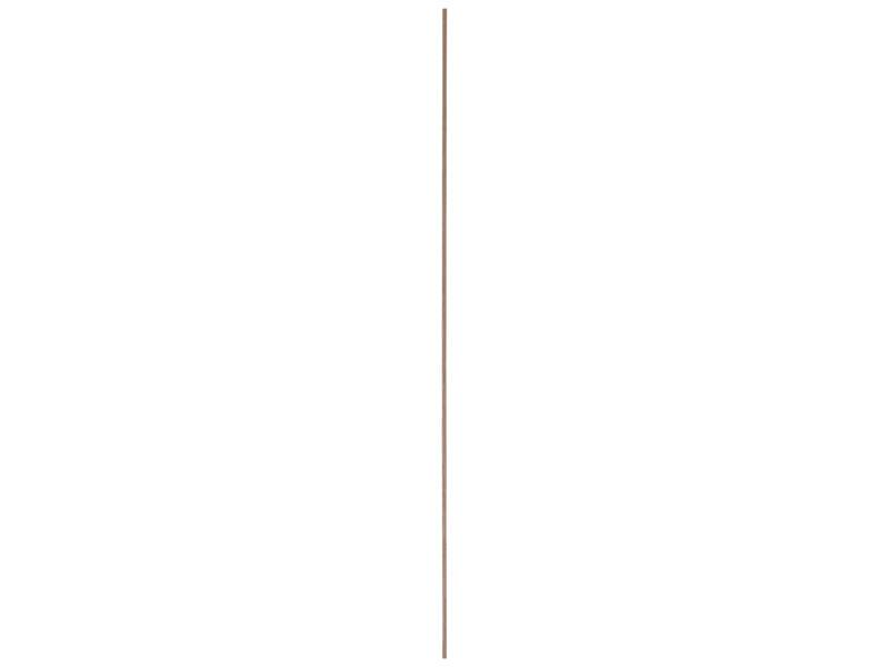 Houten plank geschaafd 12x28 mm 210cm cambara