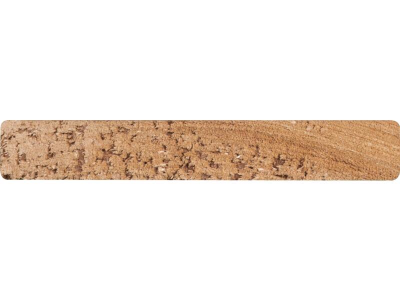 Houten schaaflat 20x140 mm 240cm cambara