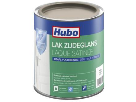 Hubo acryllak zijdeglans 0,75l forel