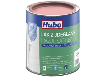 Hubo acryllak zijdeglans 0,75l hortensia