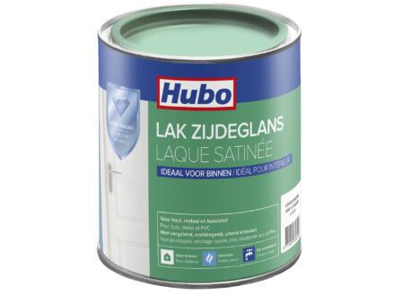 Hubo acryllak zijdeglans 0,75l lente groen