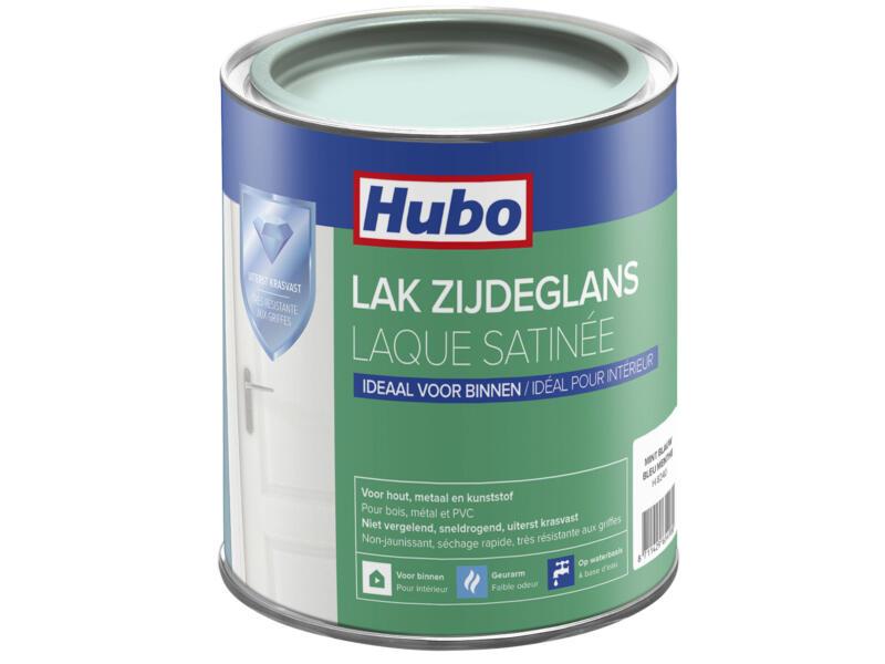 Hubo acryllak zijdeglans 0,75l mint blauw