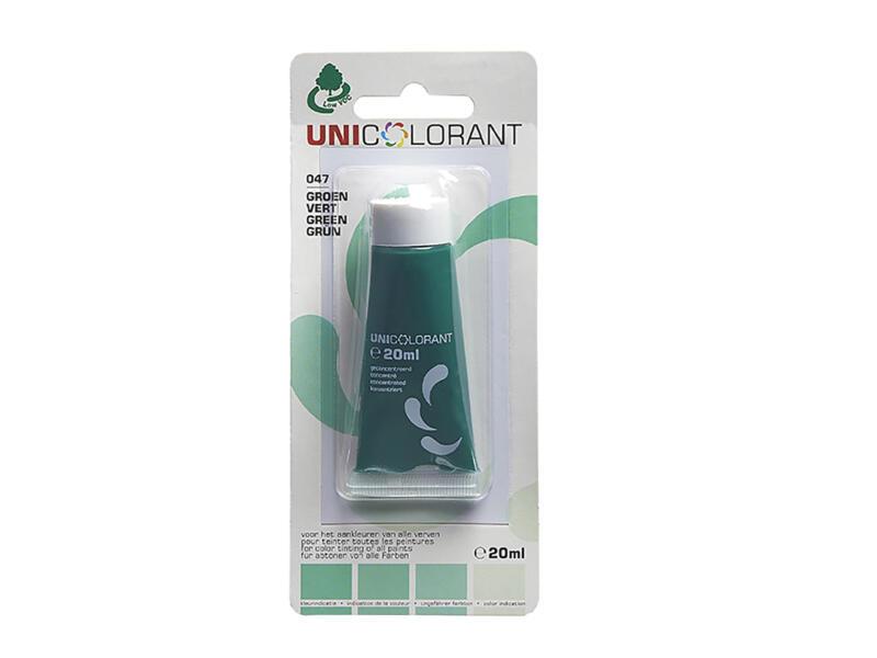 Hubo colorant universel 20ml vert