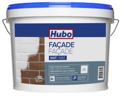 Hubo gevelverf façade 10l wit