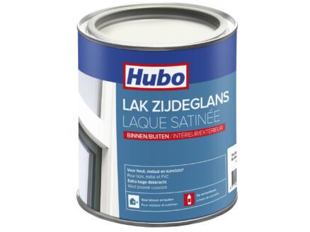 Hubo lak zijdeglans 0,75l kiezel