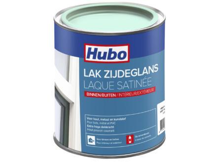 Hubo lak zijdeglans 0,75l mint groen