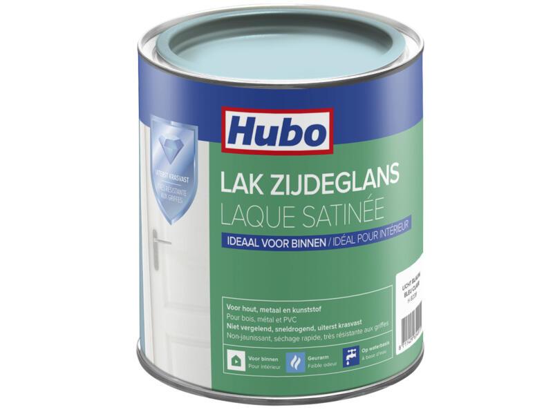 Hubo laque acrylique satin 0,75l bleu clair