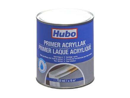Hubo primer acryl 0,75l wit