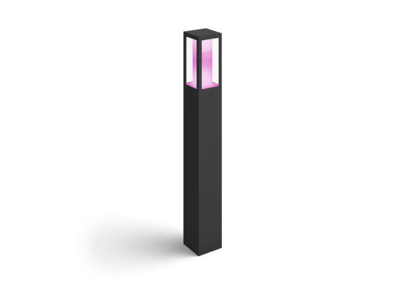 Philips Hue Impress LED tuinpaal 2x8 W 83cm dimbaar zwart
