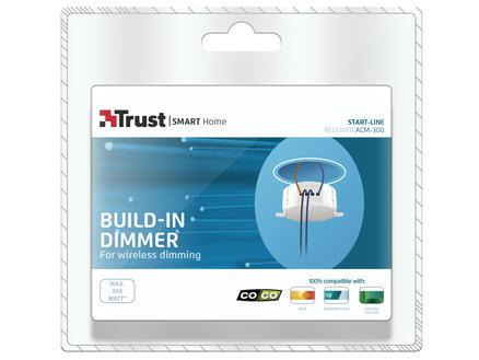 Trust Inbouwontvanger on/off/dim 300W