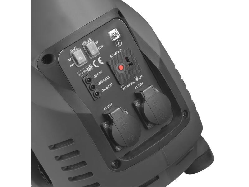 Eurom Independ 2500 générateur 2500W 5,7l