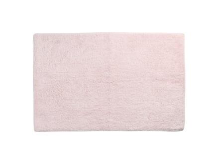 Differnz Initio badmat 80x50 cm roze
