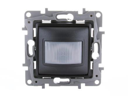 Legrand Interrupteur automatique Niloé 400W anthracite