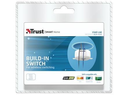 Trust Interrupteur encastrable on/off 1000W