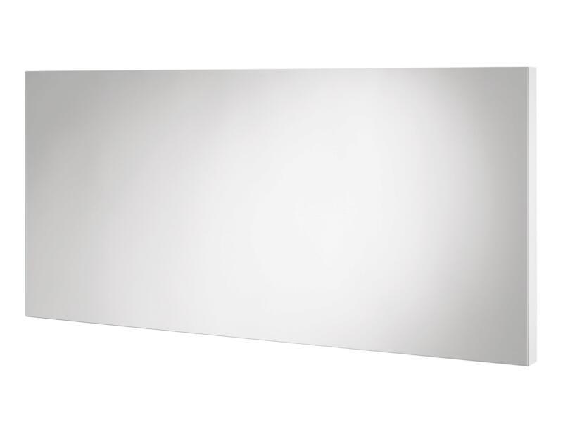 Tiger Items spiegel 105x50 cm hoogglans wit
