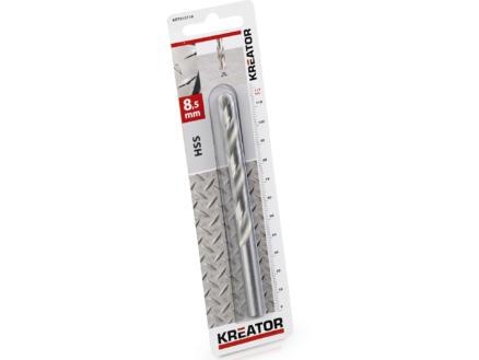 Kreator KRT010119 foret à métaux HSS 8,5mm