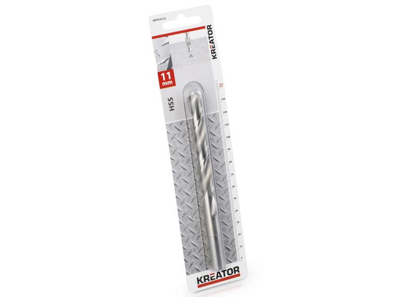 Kreator KRT010122 foret à métaux HSS 11mm