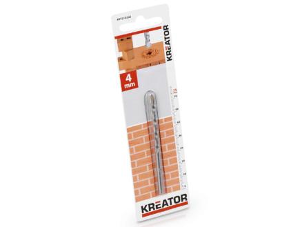 Kreator KRT010302 mèche à pierre 4x75 mm